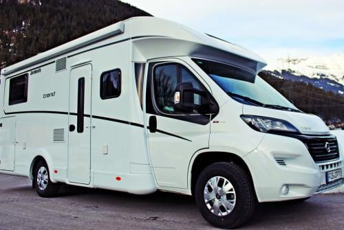 Wohnmobil mieten in Füssen von privat | Dethleffs Herbie
