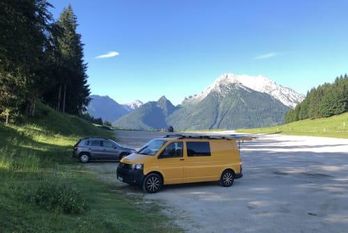 Wohnmobil mieten in Kahl am Main von privat | VW Paul Fröhlich