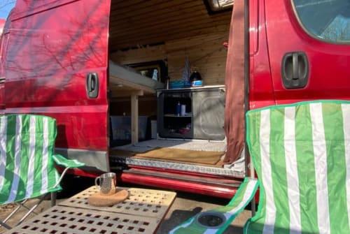 Wohnmobil mieten in Berlin von privat | Peugeot Boxi