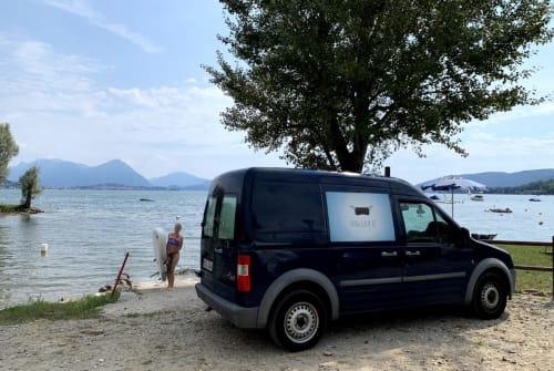 Wohnmobil mieten in Heidelberg von privat | Ford Tangojam