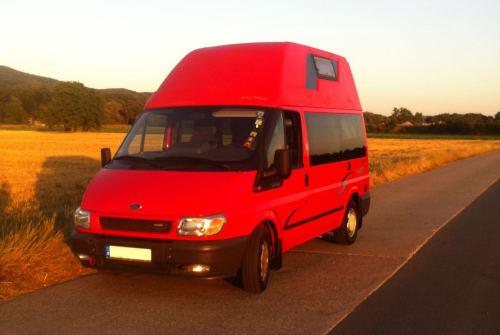 Wohnmobil mieten in Bonn von privat | Ford Möhre