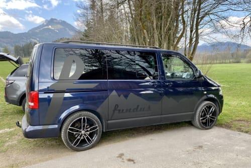 Wohnmobil mieten in Mils von privat | VW T5 Bulli