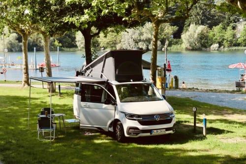 Wohnmobil mieten in München von privat | VW T6.1 Summertime