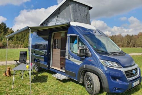 Wohnmobil mieten in Geltendorf von privat | Knaus  Blaue Reise 2