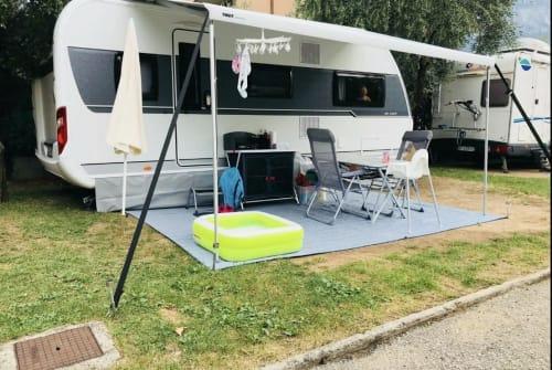 Wohnmobil mieten in Kirchberg von privat | Hobby Hobby 540 KMFe