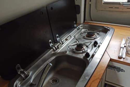 Wohnmobil mieten in Almere von privat | Mercedes Benz Sprinter Orang