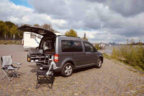 Wohnmobil mieten in Köln von privat | VW Caddy