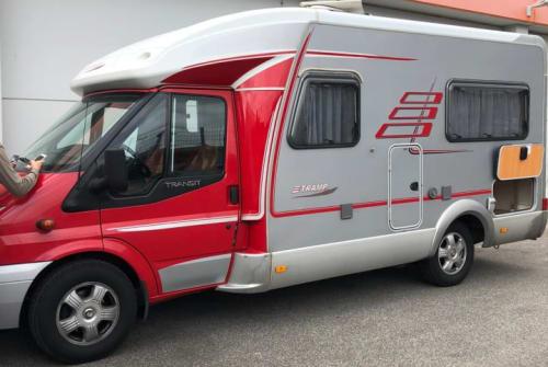 Wohnmobil mieten in Mönchengladbach von privat | Hymer  Budi