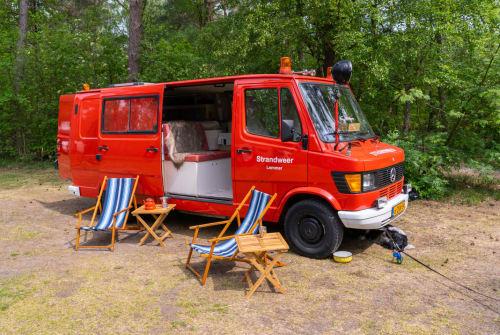 Wohnmobil mieten in Lemmer von privat | Mercedes Benz 310 Strandweer Jan