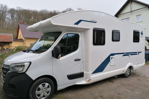 Wohnmobil mieten in Wandlitz von privat   Renault  Hübi