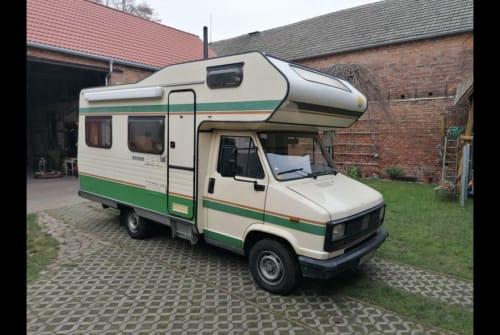 Wohnmobil mieten in Berlin von privat   Fiat Elke