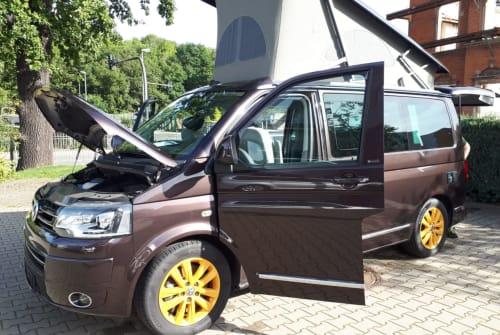 Wohnmobil mieten in Panketal von privat | VW Volkswagen Wanda (4x4)