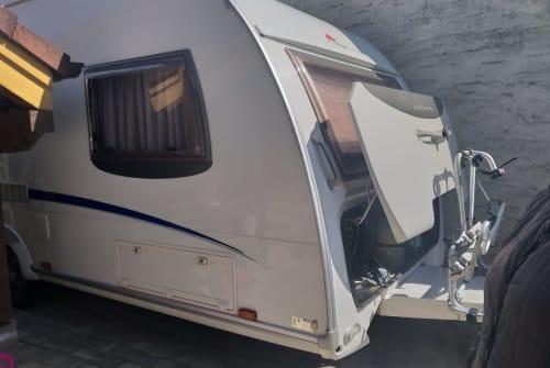 Wohnmobil mieten in Solnhofen von privat | Bürstner Nicky