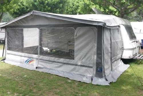 Wohnmobil mieten in Bötzingen von privat | LMC Zoe's Home