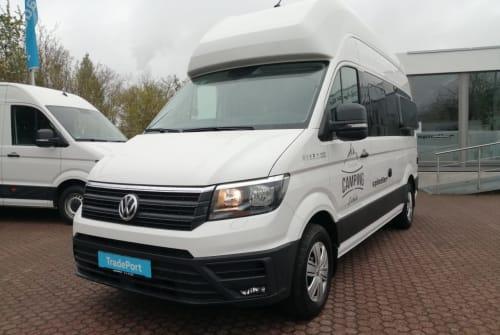 Wohnmobil mieten in Würzburg von privat | VW Grand Cali 500