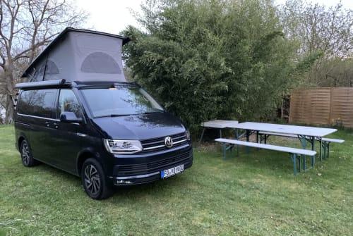 Wohnmobil mieten in Ebermannstadt von privat | VW Malte