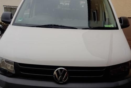 Wohnmobil mieten in Waiblingen von privat | VW Frieda