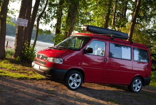 Wohnmobil mieten in Rosenthal am Rennsteig von privat | VW Bussi