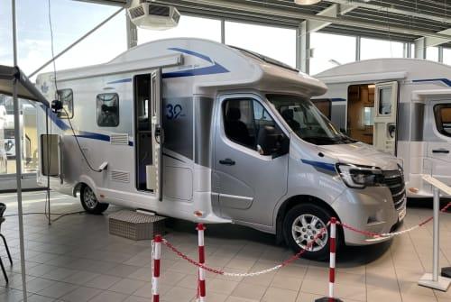 Wohnmobil mieten in Mühlheim am Main von privat   Renault Ahorn Camp 690T Peppi