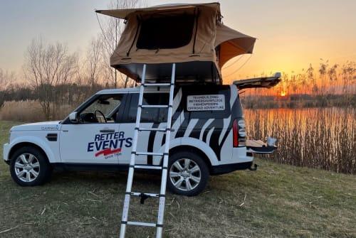 Wohnmobil mieten in Fürstenfeld von privat | Land Rover Disco 1