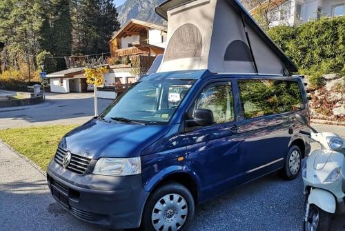 Wohnmobil mieten in Hall in Tirol von privat | VW Blue