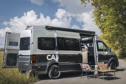 Wohnmobil mieten in Adelheidsdorf von privat | VW Wolf California