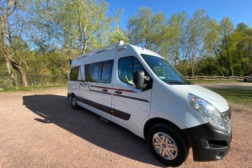 Wohnmobil mieten in Willstätt von privat | Renault Master Papamobil