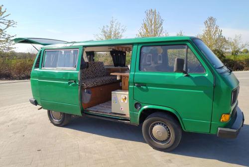 Wohnmobil mieten in Rheinberg von privat | VW  Teo