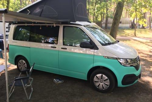 Wohnmobil mieten in Leinefelde-Worbis von privat | VW Tim Tonic