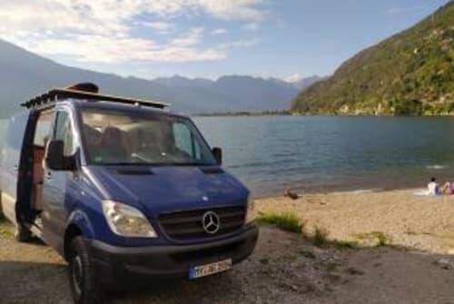 Wohnmobil mieten in Innsbruck von privat | Mercedes Benz Ulli