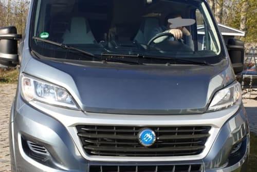 Wohnmobil mieten in Rostock von privat   Knaus Knausi