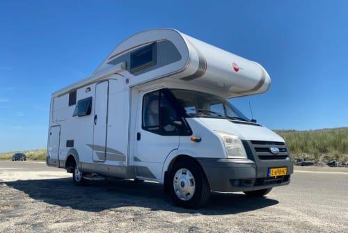 Wohnmobil mieten in Heinkenszand von privat   Ford Happy Camper