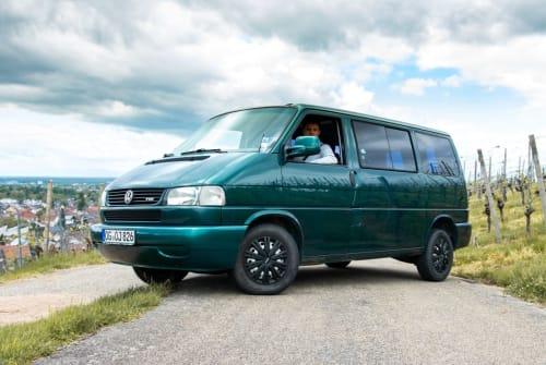 Wohnmobil mieten in Offenburg von privat | VW Bronco