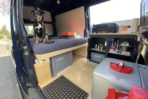 Wohnmobil mieten in Troisdorf von privat | Ford Franz