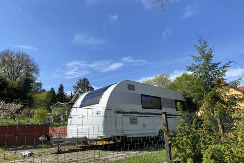 Wohnmobil mieten in Berlin von privat | Adria unser Glamper