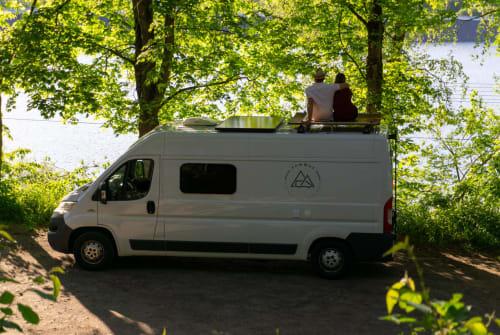 Wohnmobil mieten in Grünberg von privat   Fiat  Vanway 2