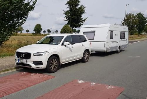 Wohnmobil mieten in Lichtenau von privat | Tabbert Familie-All-In