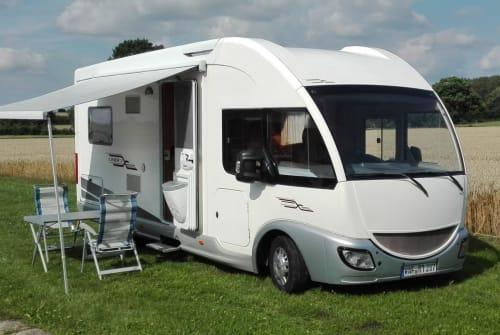 Wohnmobil mieten in Ahlen von privat | Fiat Ducato  Spacemobil