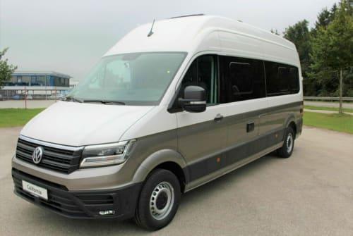 Wohnmobil mieten in Grassau von privat | Volkswagen Elegant Reisen