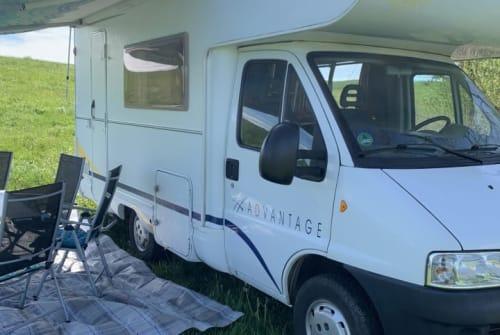Wohnmobil mieten in München von privat | Fiat  Lotte