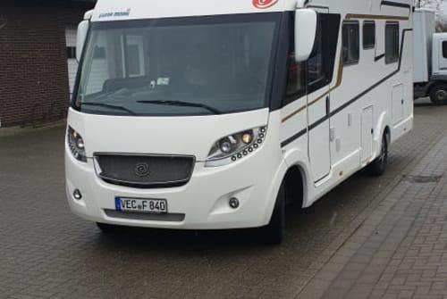 Wohnmobil mieten in Neuenkirchen-Vörden von privat | EuroMobil Fello´s WoMo