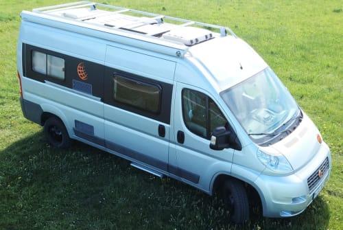 Wohnmobil mieten in München von privat | FIAT  WILLI
