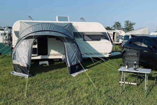 Wohnmobil mieten in Ellerau von privat | Hobby Freddy