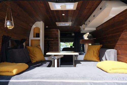 Wohnmobil mieten in Lüneburg von privat   Citroen Winston
