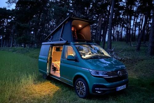 Wohnmobil mieten in Berlin von privat | VW Emma