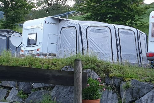 Wohnmobil mieten in Großheubach von privat | Dethleffs  Kleine Auszeit