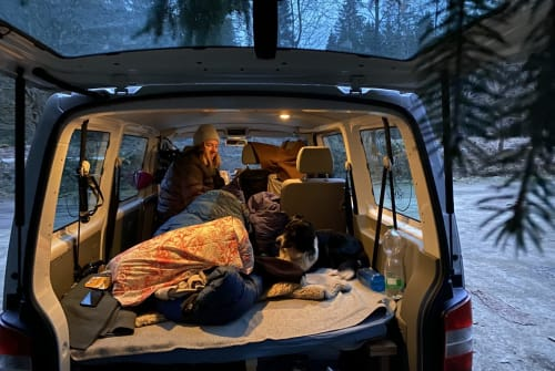 Wohnmobil mieten in Bremen von privat   VW Weißer Peter