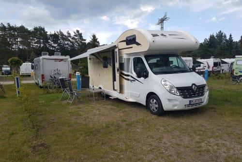 Wohnmobil mieten in Nuthetal von privat | Renault Horsti
