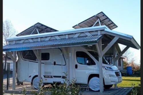 Wohnmobil mieten in Landau in der Pfalz von privat   Etrusco  Perfecto