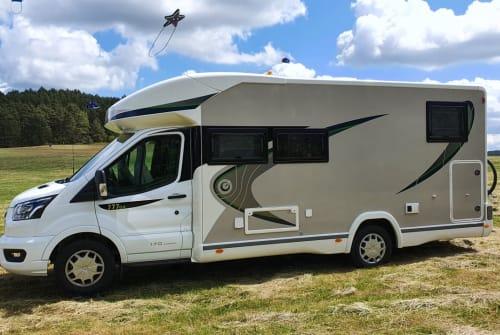 Wohnmobil mieten in Blankenfelde-Mahlow von privat   Chausson Chausson 777GA